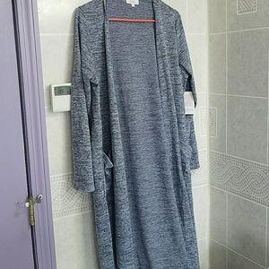 Lularoe Sarah cardigan size large NWT